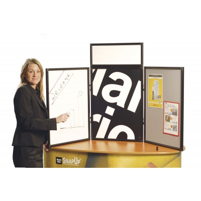 Flexiframe Table Top Display
