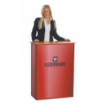 Flexiframe Counter, rood