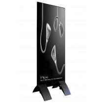 Digipressto zwart met paneel en print